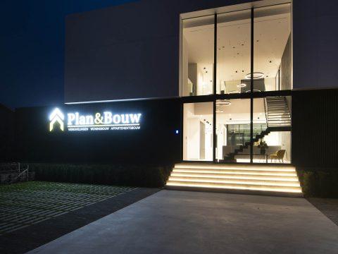 Plan & Bouw - Wij zijn verhuisd naar Anzegem - Grote Leiestraat Anzegem
